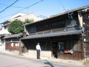 芭蕉庵カフェ~今昔庵(大澤邸;2006~2010年)